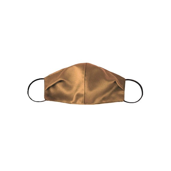 Satin Mask Gold