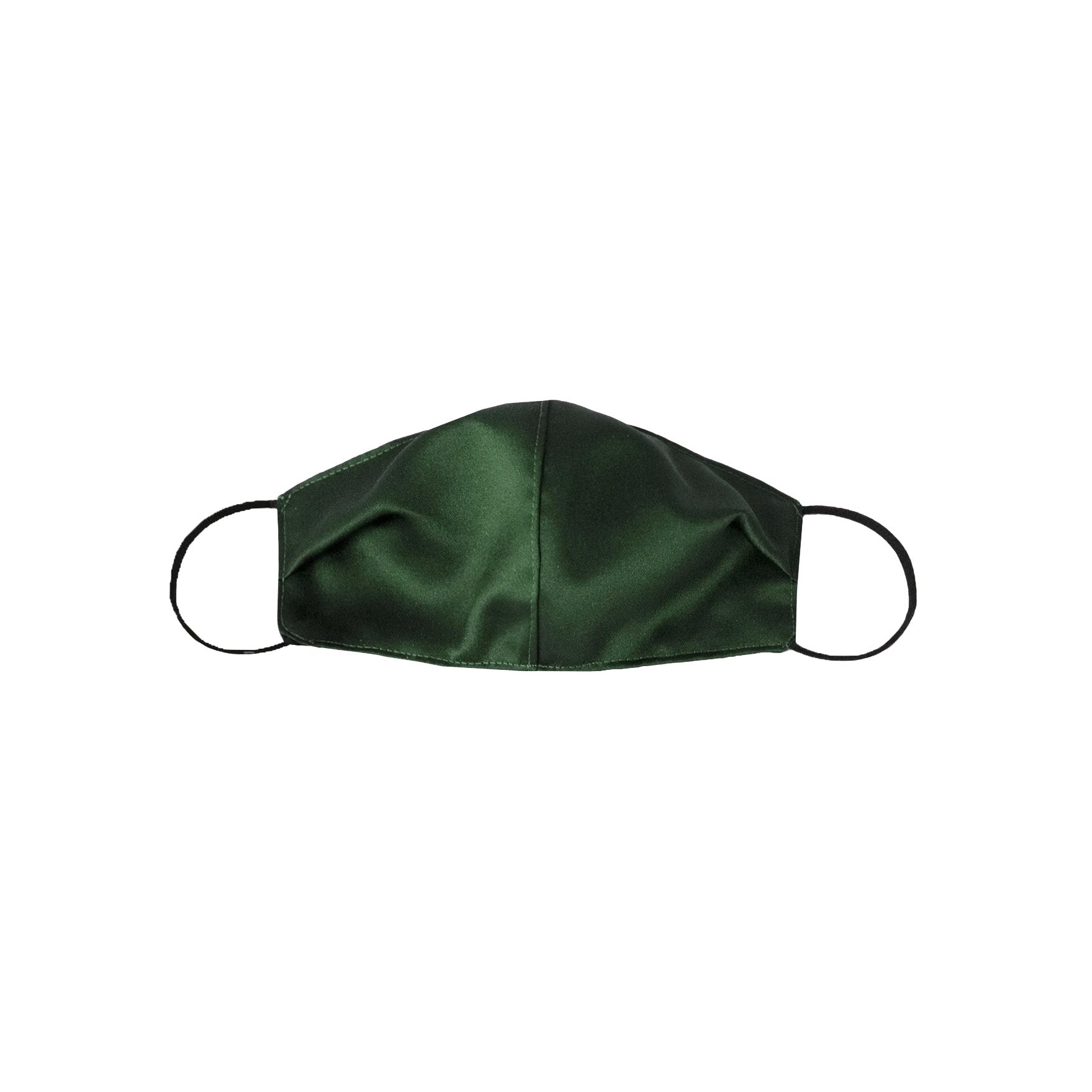 Satin Mask Green