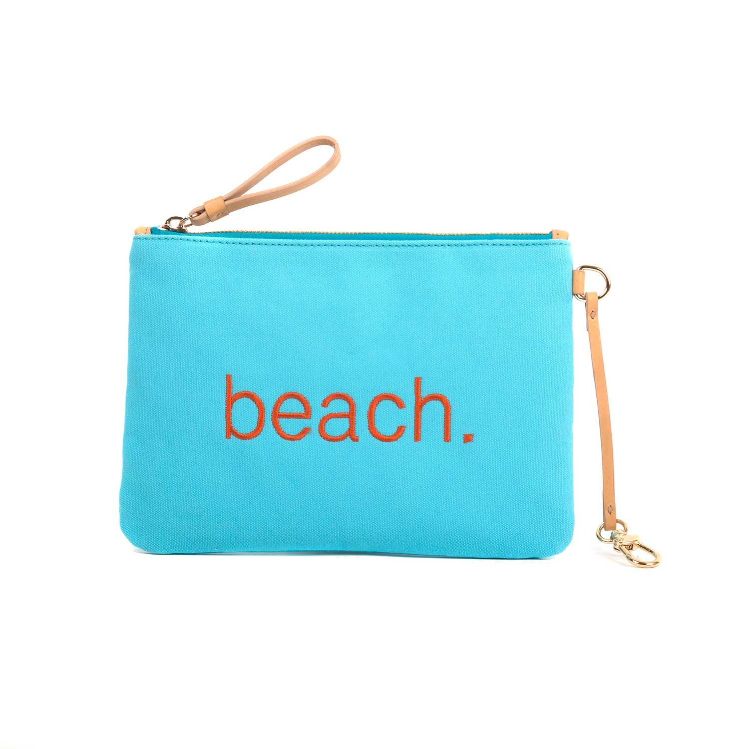 Sunrise Clutch Beach