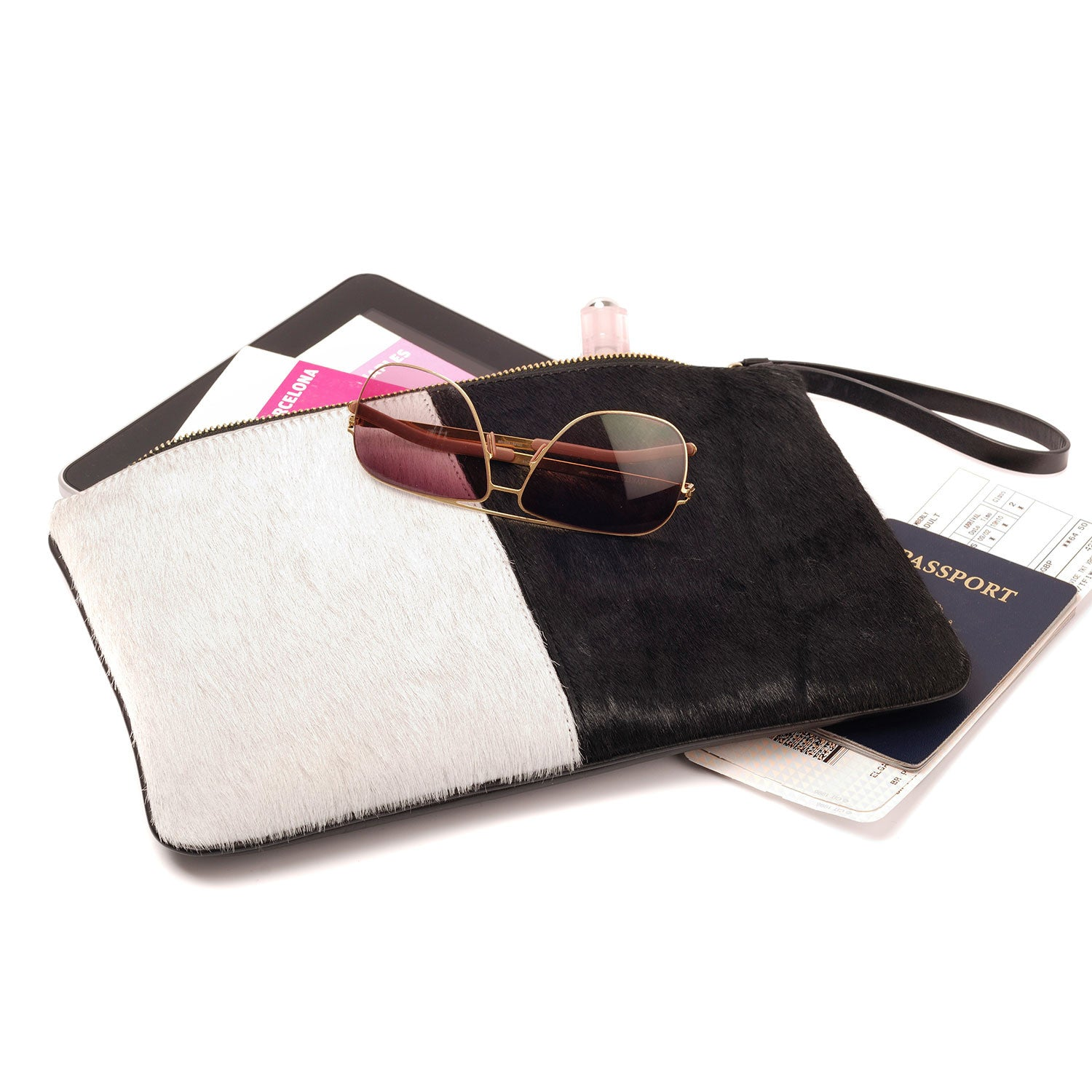 Travel Clutch Autumn Lara