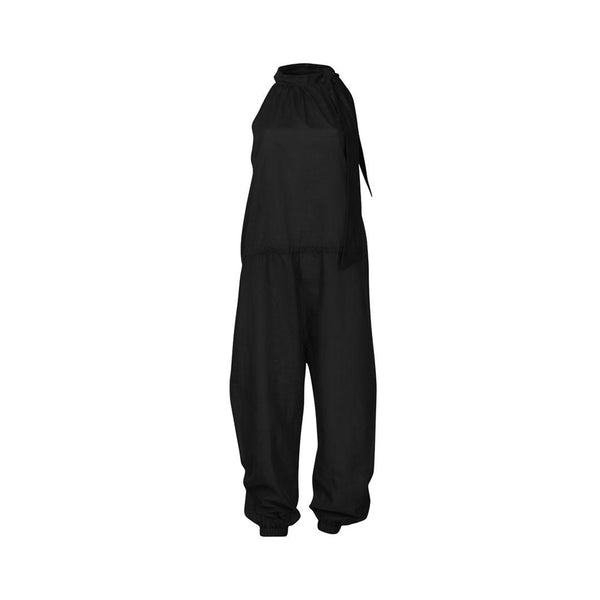 St. John Jumpsuit in Black