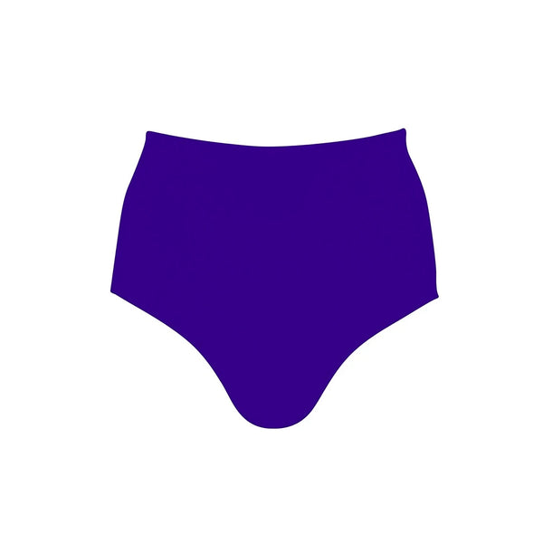 Palm Springs Bottom in Cobalt