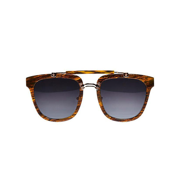 RIO Aviator Sunglasses in Beachwood