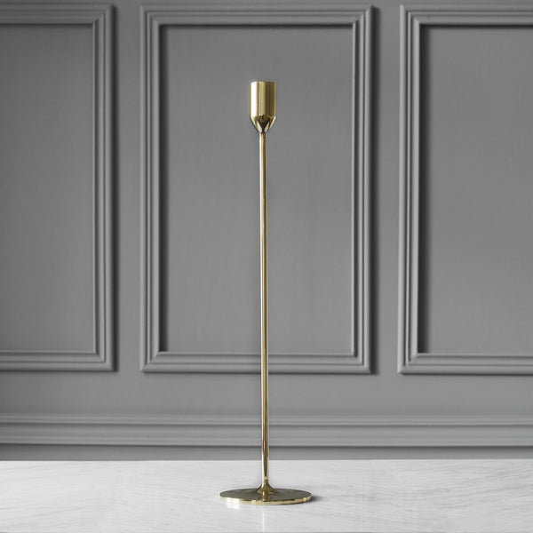 Nattlight Series - Brass Candlesticks - Acacia