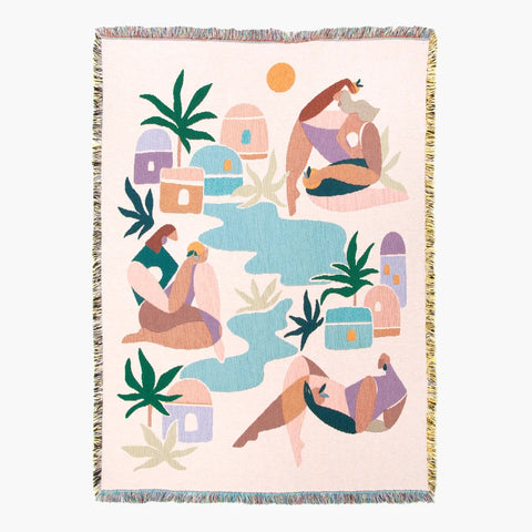 Slowdown Studio Ayers Throw