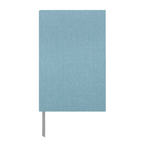Appointed Day Book, Chambray Blue
