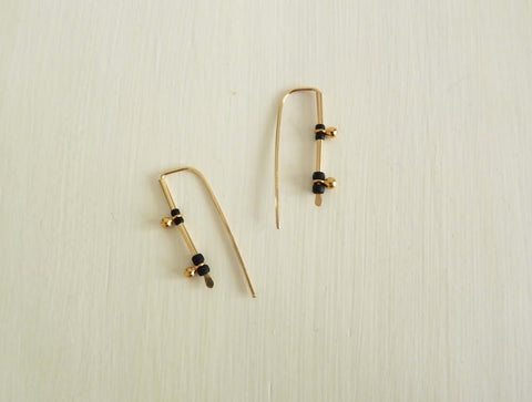 Deco Earrings - Acacia