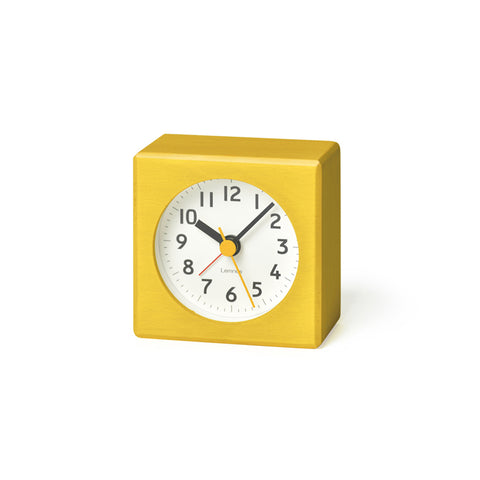 Farbe Alarm Clocks, Assorted Colors - Acacia