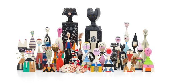 Alexander Girard Wooden Doll No. 7