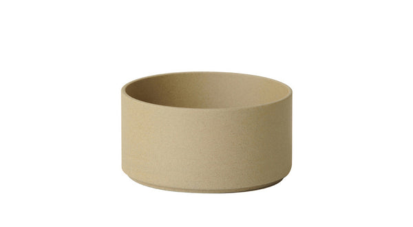 Hasami Porcelain Small Bowl - Tall, Natural - Acacia