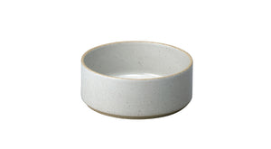 Hasami Porcelain Small Bowl, Gloss Grey - Acacia