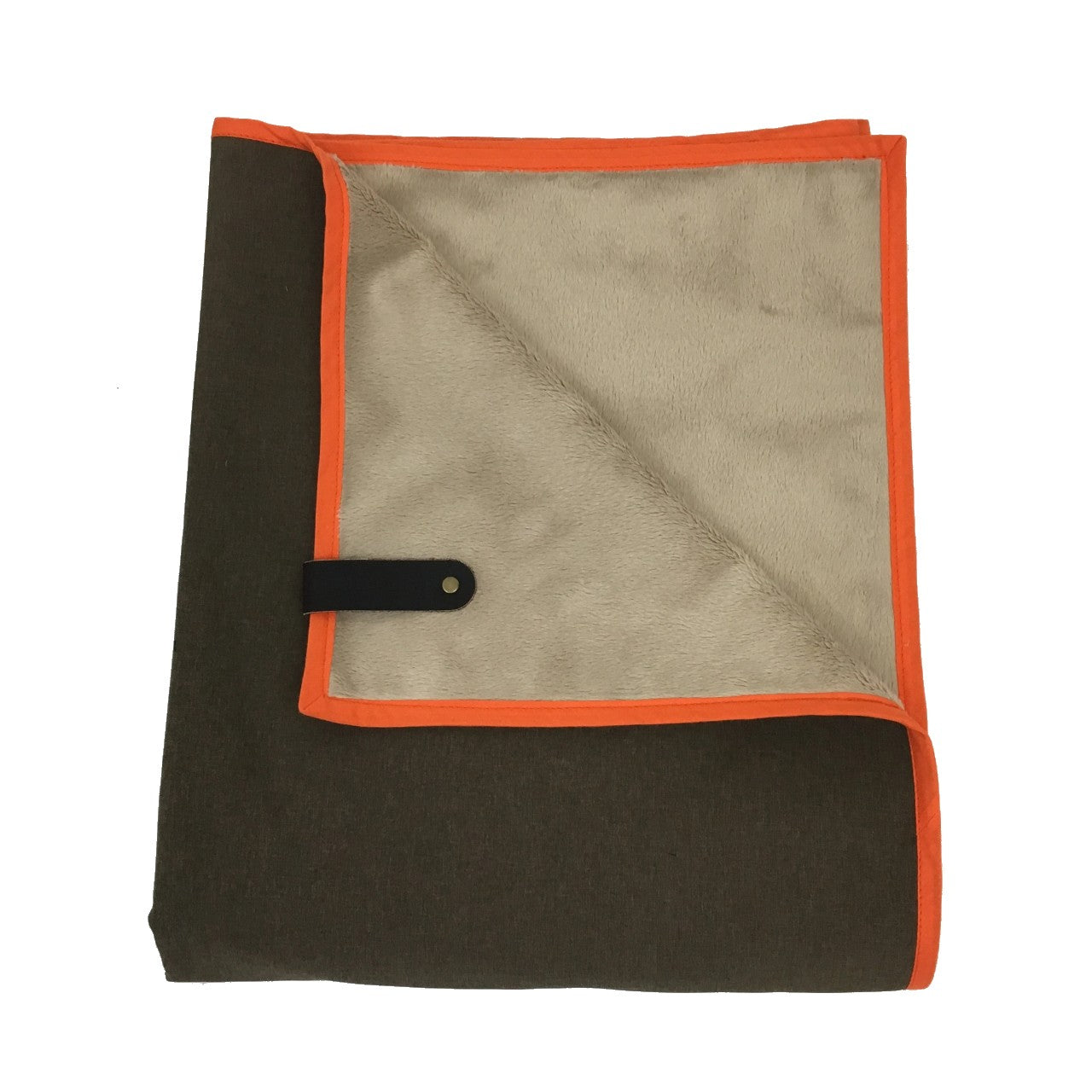 Waterproof Adventure Blanket - Northwest Brown/Orange