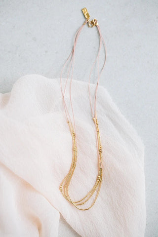 Pictor Necklace - Acacia