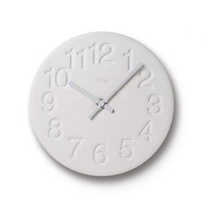 Earth Clock, Light Grey