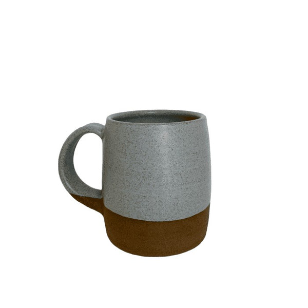 Slow Studio Ceramic Mug, Blue-Grey Speckle