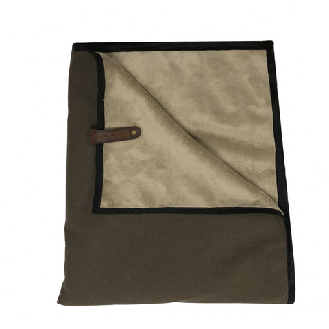Waterproof Adventure Blanket - Northwest Brown/Black
