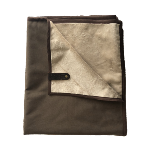 Waterproof Adventure Blanket - Northwest Brown/Brown