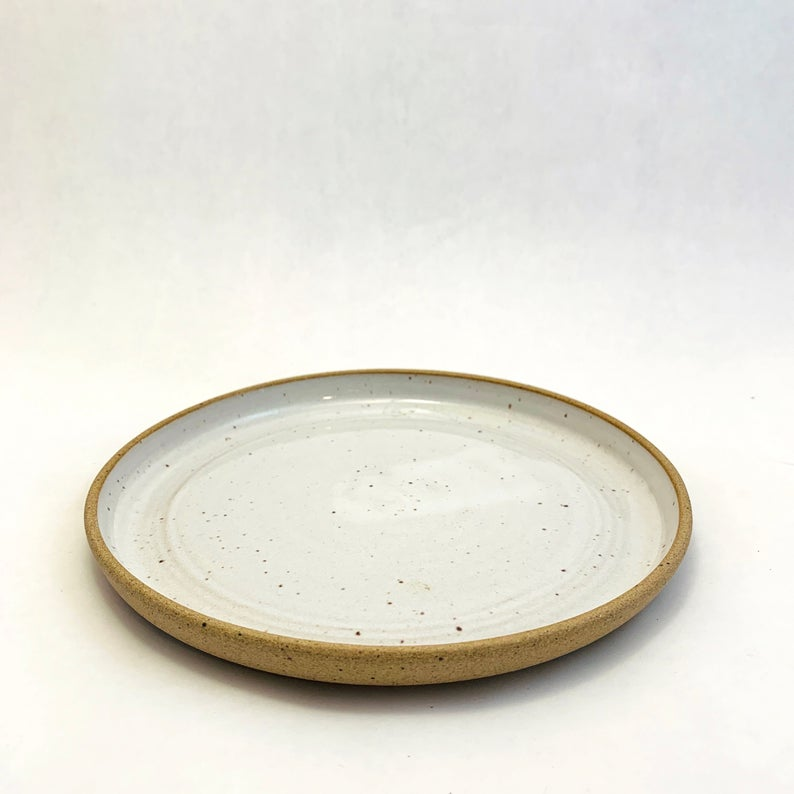 M. Bueno Small Ceramic Dish
