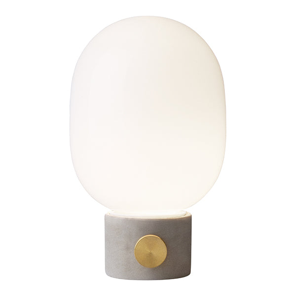 Menu JWDA Concrete and Brass Table Lamp - Acacia