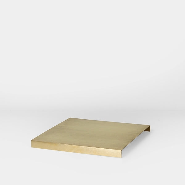 Brass Tray Accessory for Plant Box - Acacia