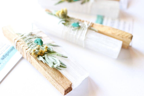 Palo Santo Smudge Bundle - Acacia