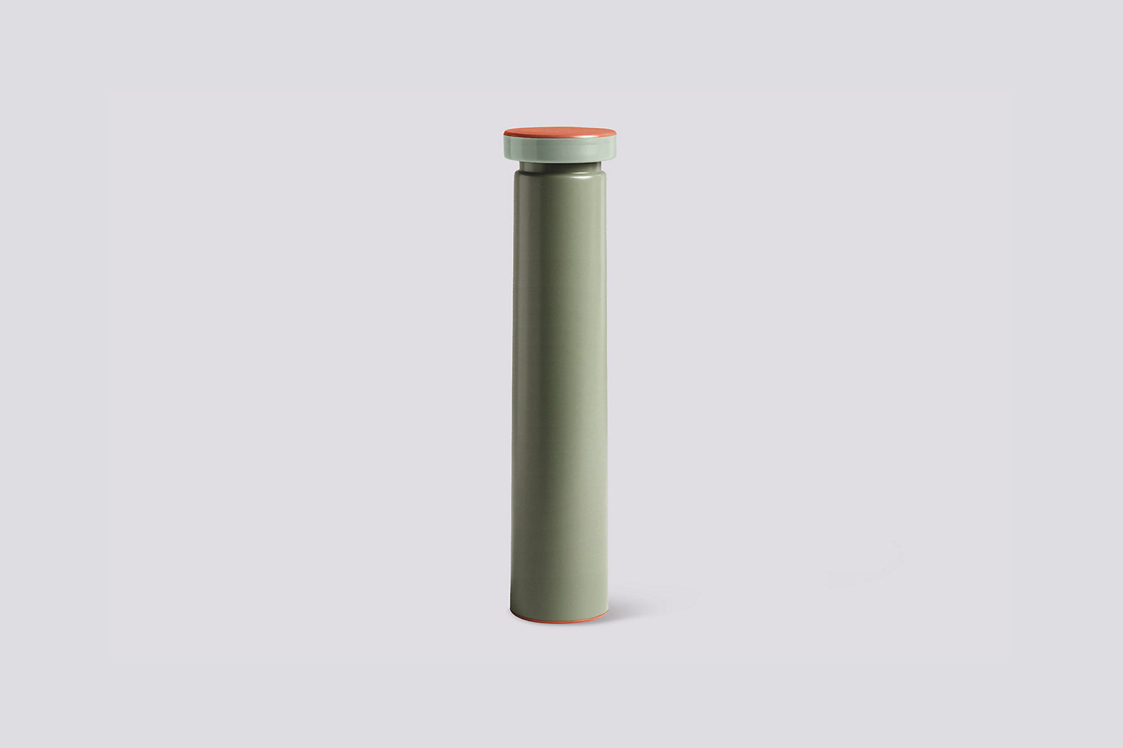 Sowden Pepper Grinder, Large - Sage Green - Acacia