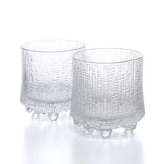Ultima Thule Double Old Fashioned Glass, Set of 2 - Acacia