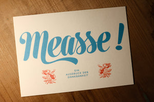 Measse! (Merci)