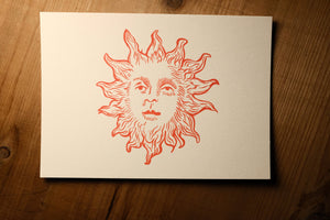 Sonne (Illustration)