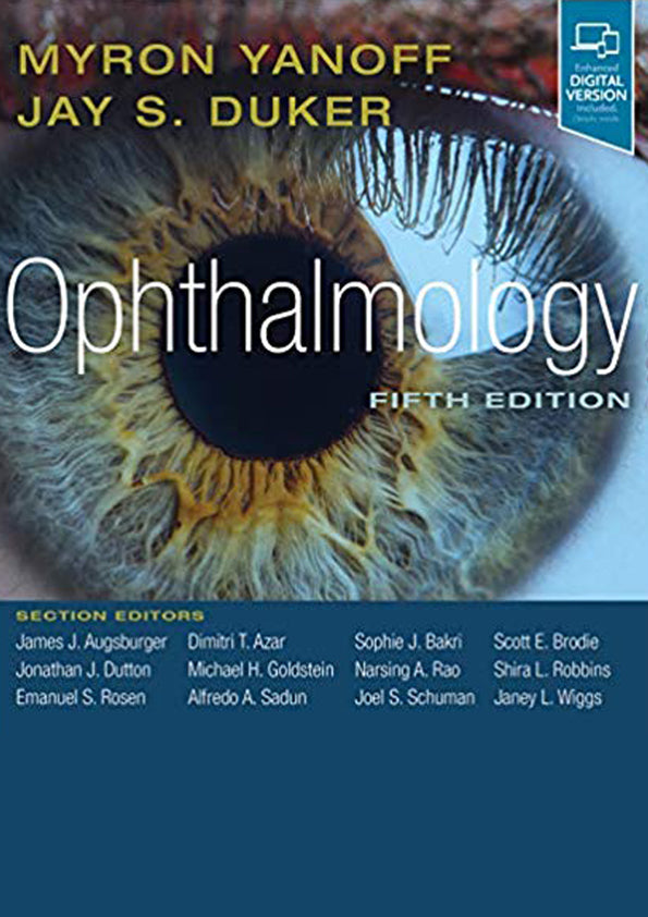 Ophthalmology - 5th Edition