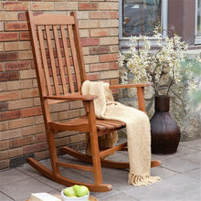 Load image into Gallery viewer, Indoor/Outdoor Slat Rocking Chair