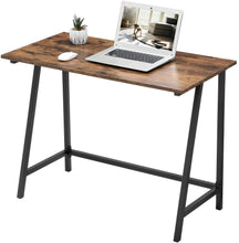 Load image into Gallery viewer, Wood & Iron Small Desk