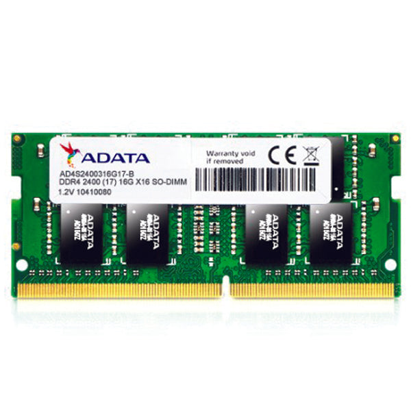 ADATA 4GB DDR4 LAPTOP RAM