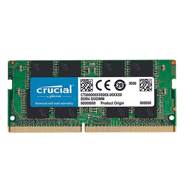CRUCIAL 16GB DDR4 LAPTOP RAM