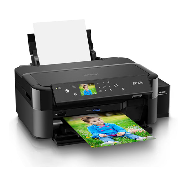 EPSON L810 STYLUS PRINTER PRINT PHOTO