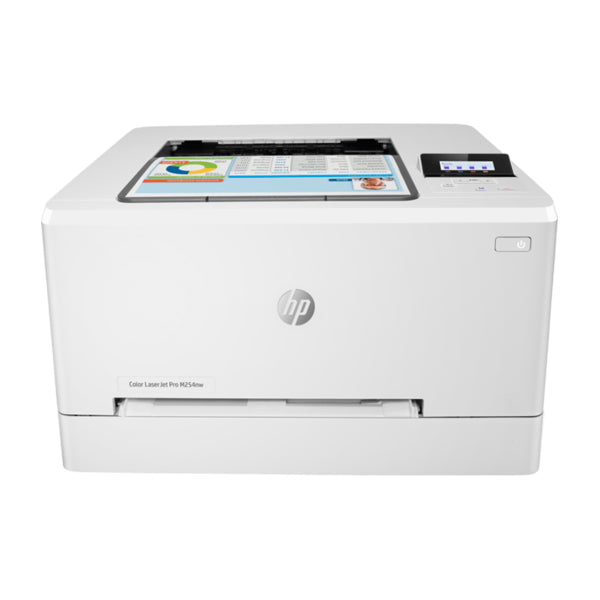 HP COLOR LASERJET PRINTER M254NW UPTO 27PPM/Network/Wireless