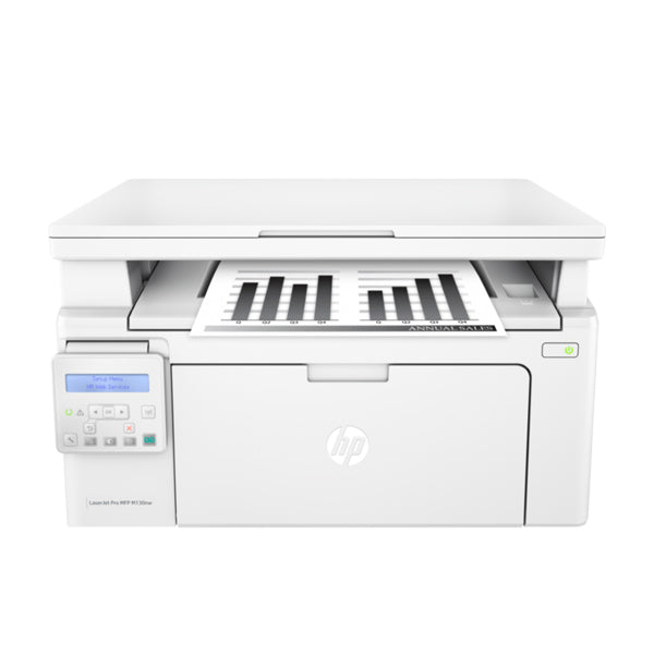 HP LJ PRO M130NW PRINTER  - BLACK AND WHITE