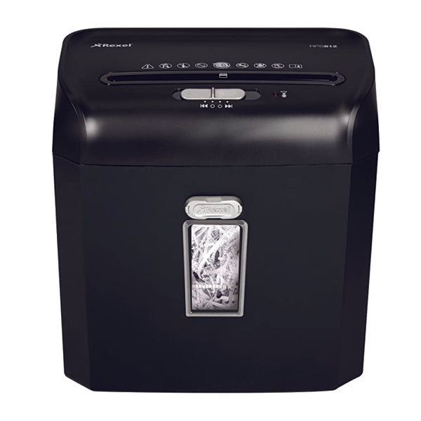 REXEL RPS812  PAPER SHREDDER - 8 SHEETS