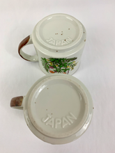 Load image into Gallery viewer, Hand-Painted Wildflower Mugs- Made in Japan