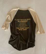 Load image into Gallery viewer, Fleetwood Mac Tusk Tour Concert Tee 1979