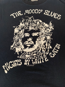 The Moody Blues Concert Shirt