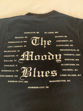 Load image into Gallery viewer, The Moody Blues Concert Shirt