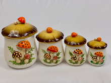 Load image into Gallery viewer, Merry Mushroom Canister Set