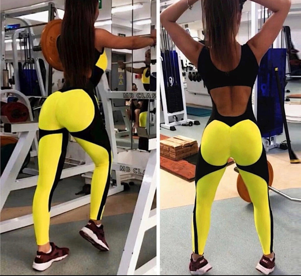Bumble Fit Sport Suit - LoujeanïeFitness