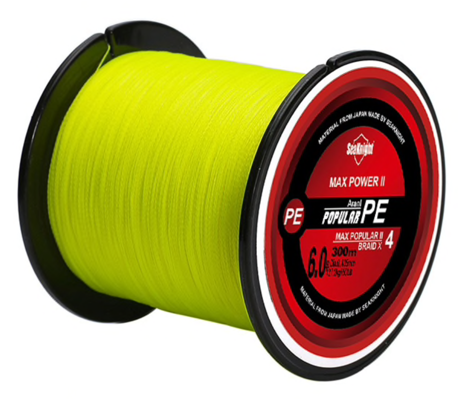 Kingfisher 300m 8LB Braided Line