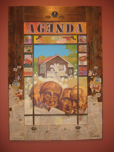 Agenda - The Futility of Meetings