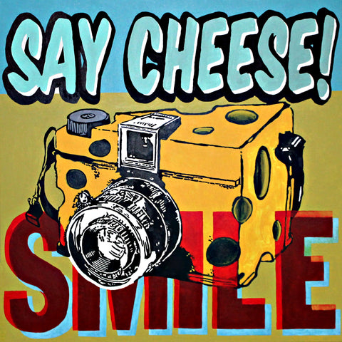 SOLD - Say Cheese
