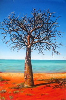 Broome Boab - Town Beach