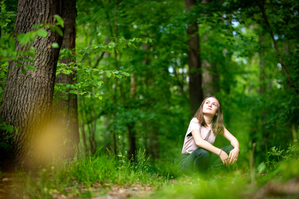 Sitting-in-the-Forest