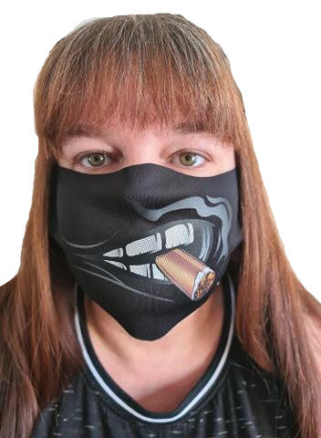 Cigar Face Mask